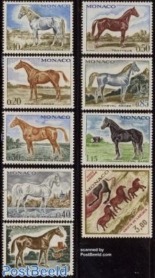 Horses 9v