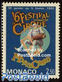 Circus festival 1v