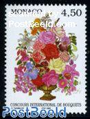 Flower arranging festival 1v