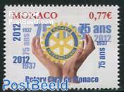 75 Years Rotary Club 1v