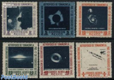 Astrophysical congress 6v