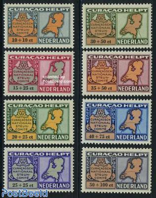 Aid to Netherlands 8v