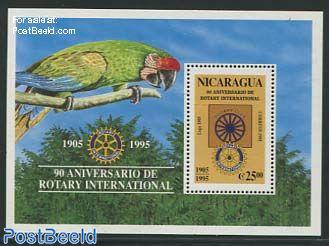 90 years Rotary s/s