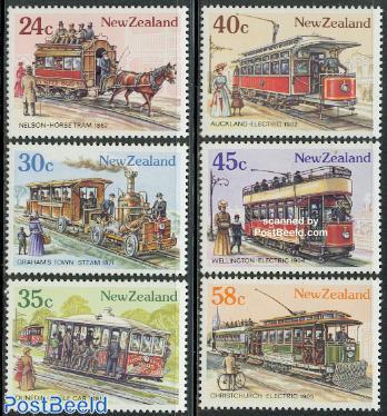 Tramways 6v