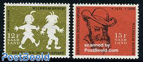 Wilhelm Busch, Max und Moritz 2v