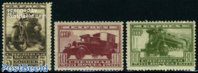 Express mail 3v