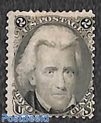 2c, Andrew Jackson