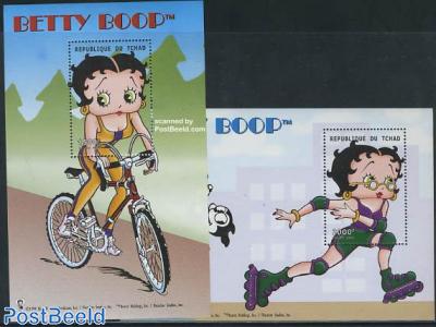 Betty Boop 2 s/s