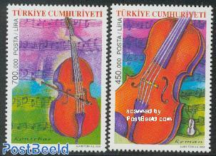 Violin 2v