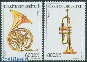 Music instruments 2v