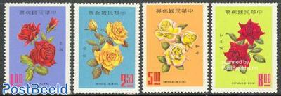 Roses 4v