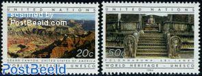 World heritage 2v