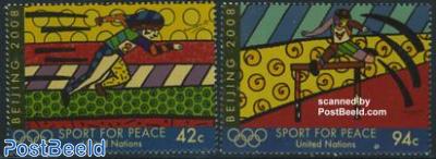Beijing Olympics 2v