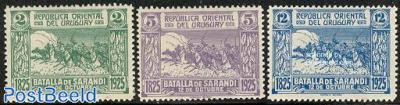 Sarandi battle 3v