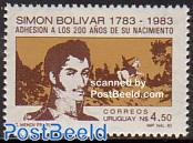 Simon de Bolivar 1v