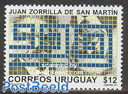 Juan Zorilla de San Martin 1v