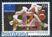 Mercosur, flower 1v