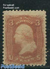 3c, George Washington