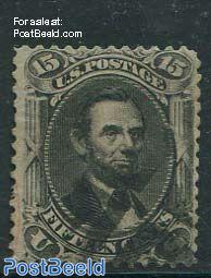 15c, Abraham Lincoln