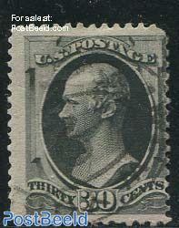 30c, Alexander Hamilton