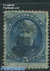 5c, General Zachary Taylor