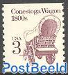 Conestoga wagon 1v, normal paper