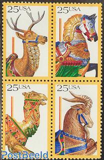 Carousel animals 4v [+]