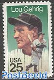 Lou Gehrig 1v
