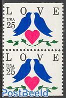 Love booklet pair
