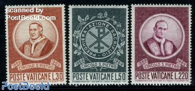 St Peter association 3v
