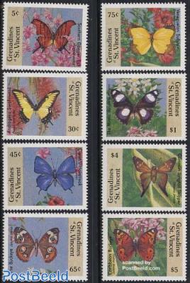 Butterflies 8v