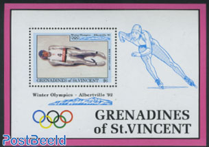 Olympic Winter Games s/s, Rodeln
