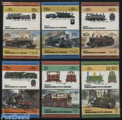 Bequia, locomotives 6x2v [:]