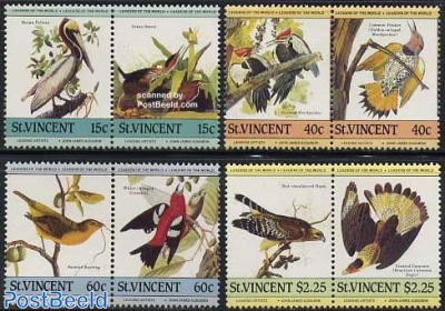 J.J. Audubon 4x2v [:]
