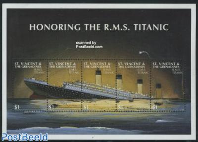 Titanic 5v m/s