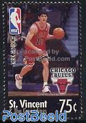 Basketball 1v, Kirk Hinrich
