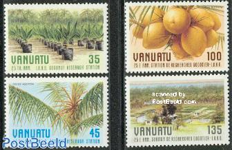 Agriculture 4v