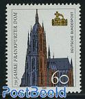 750 years Frankfurt dom 1v