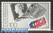 150 years stamps 1v