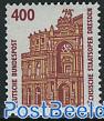 Coil stamp with number on back-side 1v