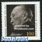 K. Adenauer 1v