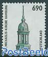 St. Michaelis church, Hamburg 1v
