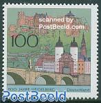 800 Years Heidelberg 1v