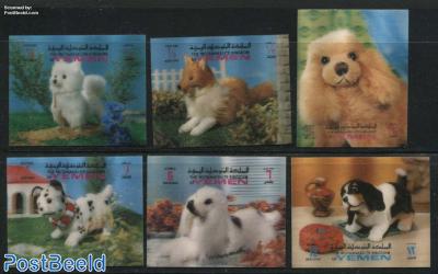 Toy Dogs 6v