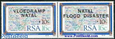 Natal flood disaster [:]