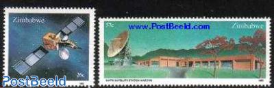 Satellite station 2v