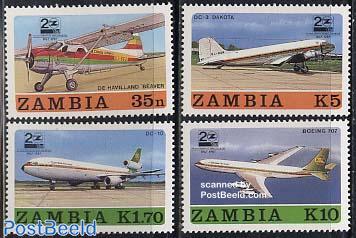 Air Zambia 4v