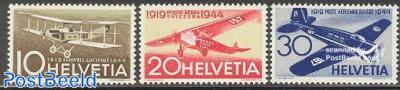 Aeroplanes 3v