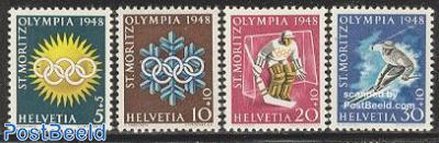 Olympic Winter Games 4v