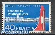 Zurich airport 1v